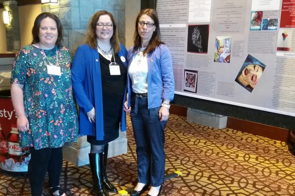 Data was presented via posters at the 2018 Spring Conference Canadian Council of Cardiovascular Nurses
